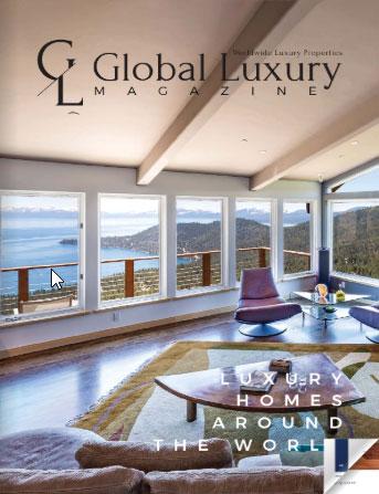 global luxury magazine
